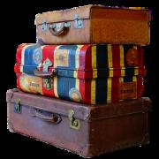 3 מזוודות